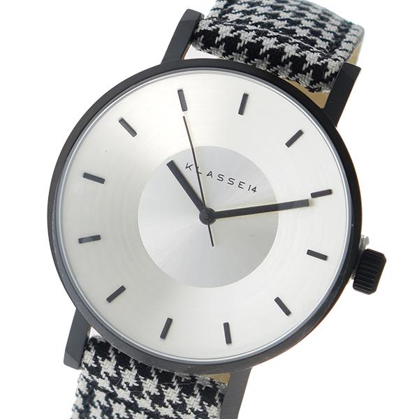 クラス14 KLASSE14 クオーツ レディース 腕時計 時計 VO16SA008M シルバー