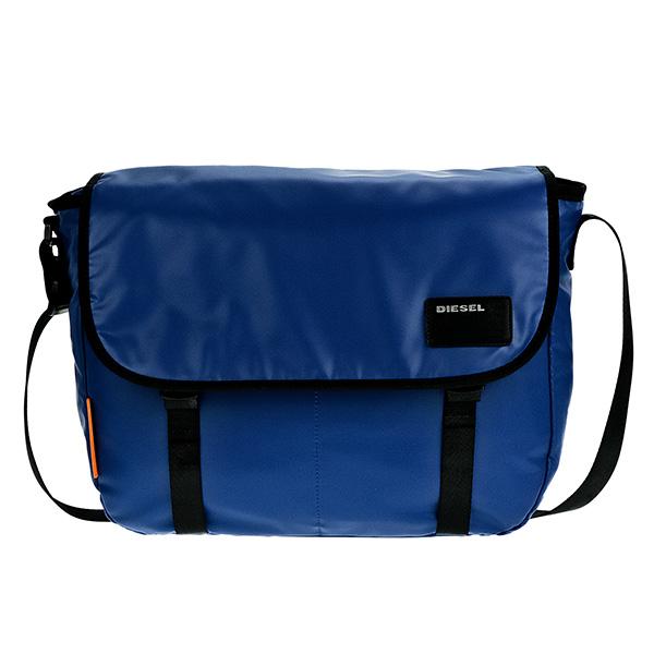 ディーゼル DIESEL メンズ ショルダーバッグ X04814-P1157-T6050 ブルー