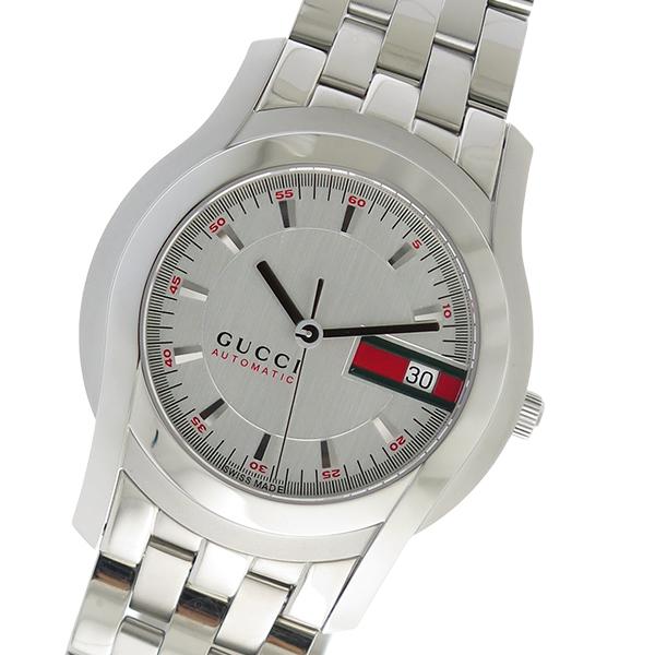 グッチ GUCCI Gクラス クオーツ メンズ 腕時計 YA055205 ホワイト【送料無料】