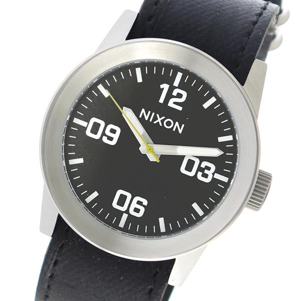 ニクソン NIXON クオーツ メンズ 腕時計 時計 A049-1892 ブラック