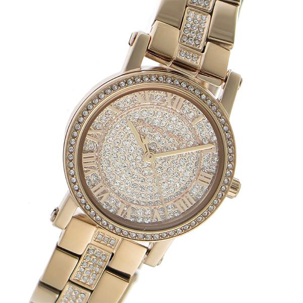 マイケルコース MICHAELKORS クオーツ レディース 腕時計 時計 MK3776 ピンクゴールド