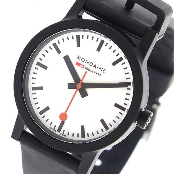 モンディーン MONDAINE クオーツ レディース 腕時計 時計 MS1.32110.RB ホワイト