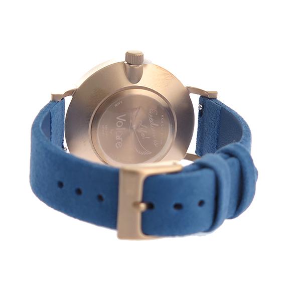 クラス14 KLASSE14 クオーツ ユニセックス 腕時計 時計 VO17MV003W ブルー【ポイント10倍】【楽ギフ_包装】