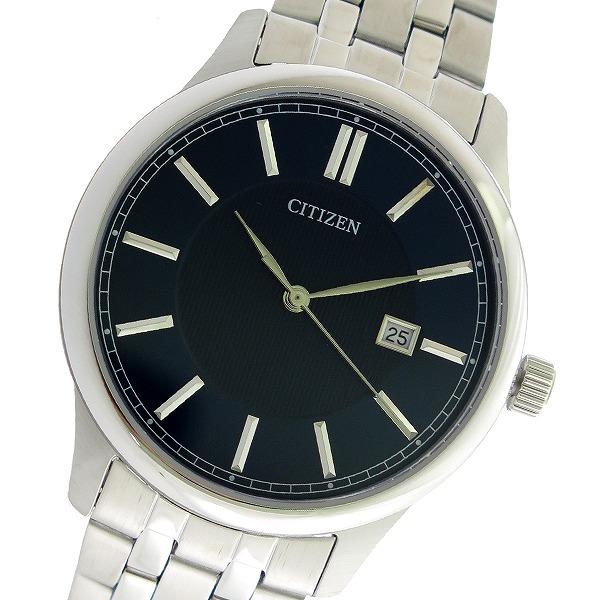 シチズン CITIZEN クオーツ メンズ 腕時計 時計 BI1050-56L ネイビー
