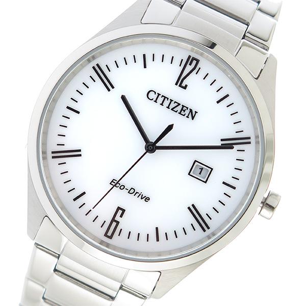 シチズン CITIZEN クオーツ メンズ 腕時計 時計 BM7350-86A ブラック