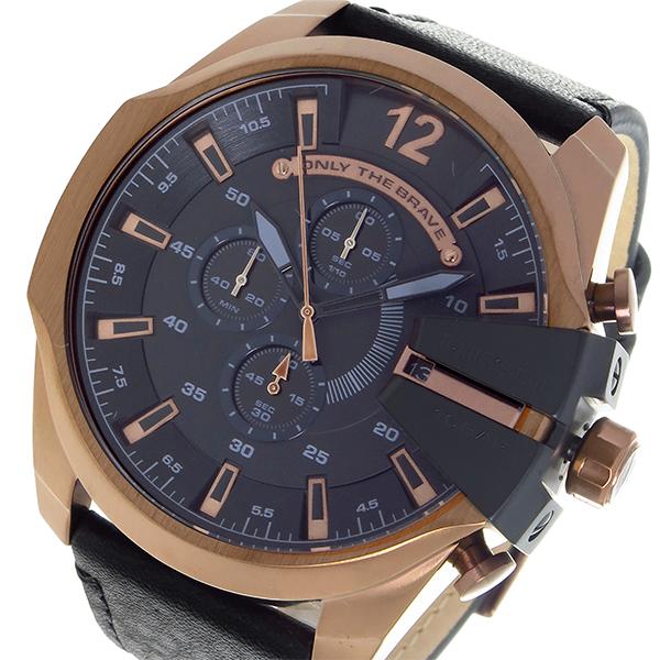 ディーゼル DIESEL クオーツ メンズ 腕時計 時計 DZ4459 ブラック