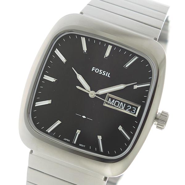 フォッシル FOSSIL クオーツ メンズ 腕時計 時計 FS5331 ブラック