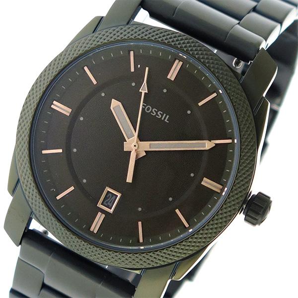 フォッシル FOSSIL クオーツ メンズ 腕時計 時計 FS5389 カーキ