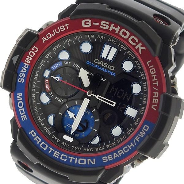 カシオ CASIO Gショック G-SHOCK クオーツ メンズ 腕時計 時計 GN-1000-1A ブラック