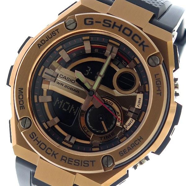カシオ CASIO Gショック G-SHOCK クオーツ メンズ 腕時計 時計 GST-210B-4A ブロンズ