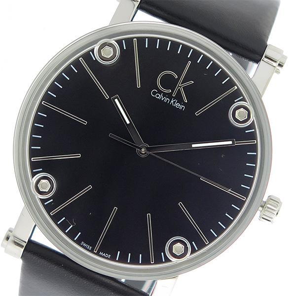 カルバンクライン Calvin Klein CK クオーツ メンズ 腕時計 時計 K3B2T1C1 ブラック/ブラック