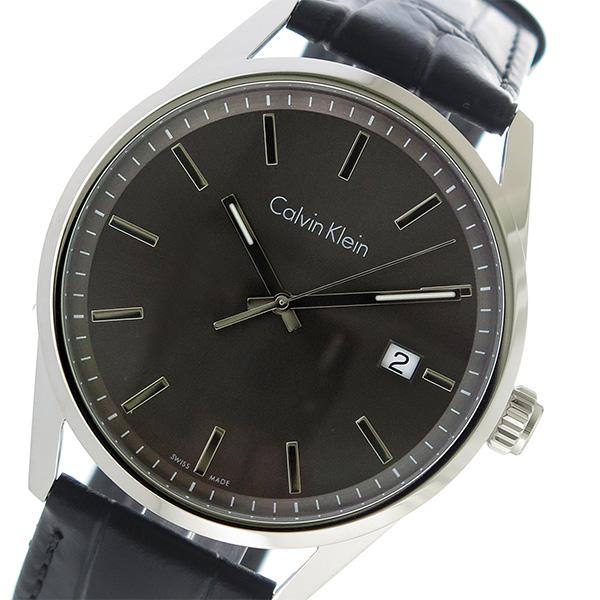 カルバンクライン Calvin Klein クオーツ メンズ 腕時計 時計 K4M211C3 グレー