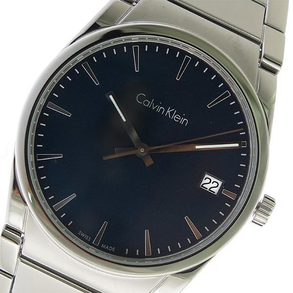 カルバンクライン Calvin Klein クオーツ メンズ 腕時計 時計 K6K3114L ネイビー