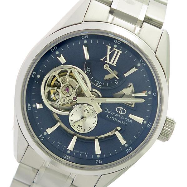 オリエント ORIENT オリエントスター Orient Star 自動巻き メンズ 腕時計 SDK05002D0 ネイビー/シルバー【送料無料】