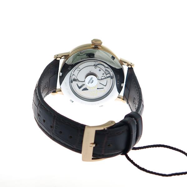 オリエント ORIENT オリエントスター Orient Star 自動巻き メンズ 腕時計 時計 SEL09001W0 オフホワイト/ダークブラウン【ポイント10倍】【楽ギフ_包装】