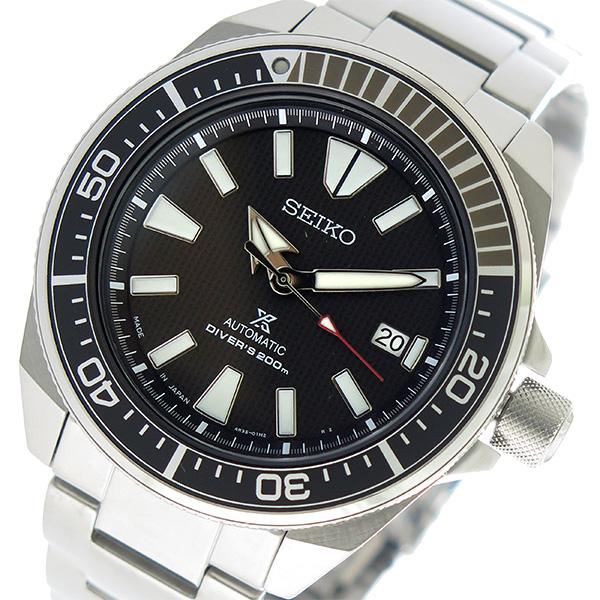 セイコー SEIKO プロスペックス PROSPEX 自動巻き メンズ 腕時計 SRPB51J1 グレーブラック【送料無料】