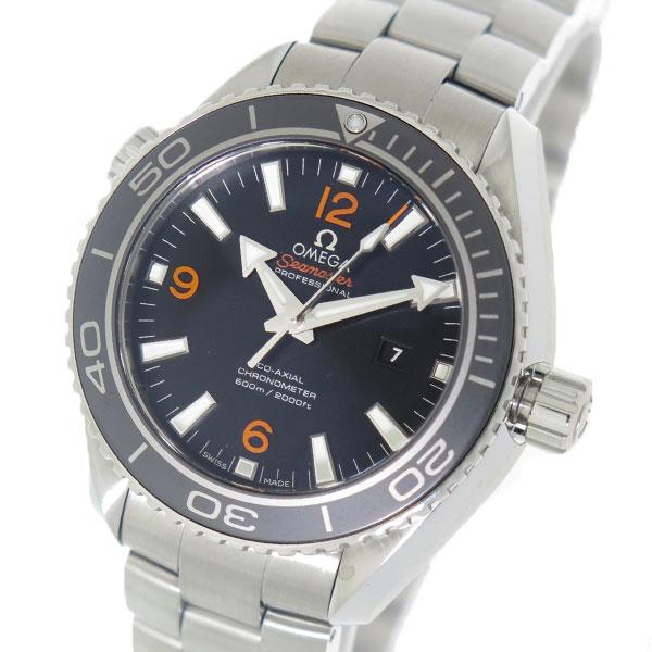 オメガ OMEGA シーマスター 自動巻き レディース 腕時計 232.30.38.20.01.002 ブラック/シルバー【送料無料】
