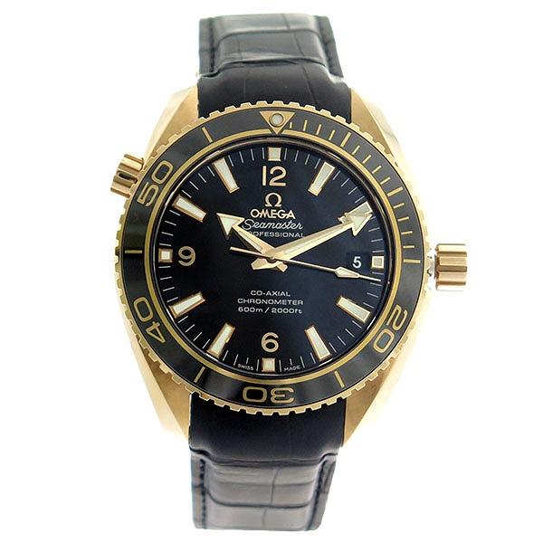 オメガ OMEGA シーマスター 自動巻き レディース 腕時計 232.63.42.21.01.001 ブラック/ブラック【ポイント10倍】