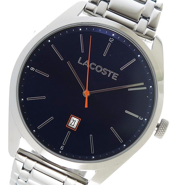 ラコステ LACOSTE クオーツ メンズ 腕時計 時計 2010912 ブルー