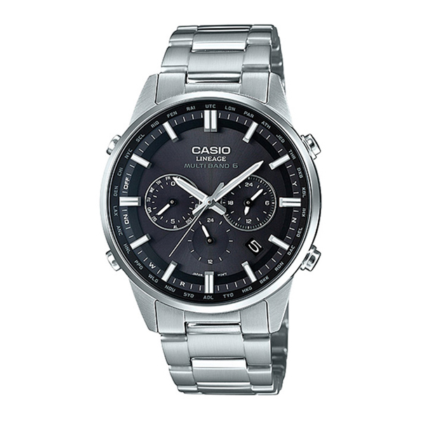 カシオ CASIO リニエージ LINEAGE メンズ 腕時計 時計 LIW-M700D-1AJF 国内正規
