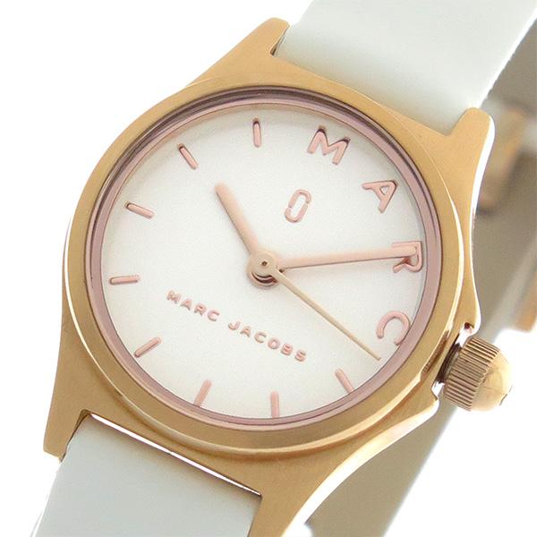 マークジェイコブス MARC JACOBS クオーツ レディース 腕時計 時計 MJ1610 パールホワイト/ホワイト