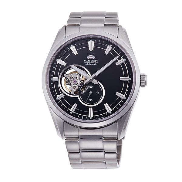 オリエント ORIENT CONTEMPORARY 自動巻き メンズ 腕時計 時計 RN-AR0001B ブラック/シルバー