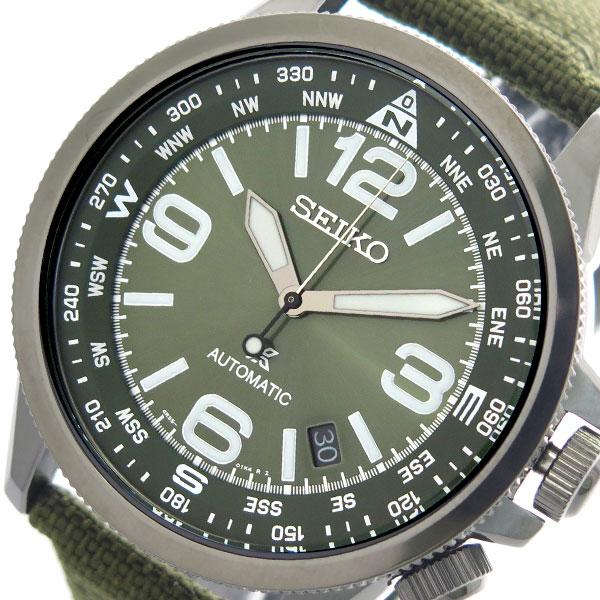 セイコー SEIKO 腕時計 メンズ SRPC33K1 プロスペックス PROSPEX 自動巻き カーキ【送料無料】