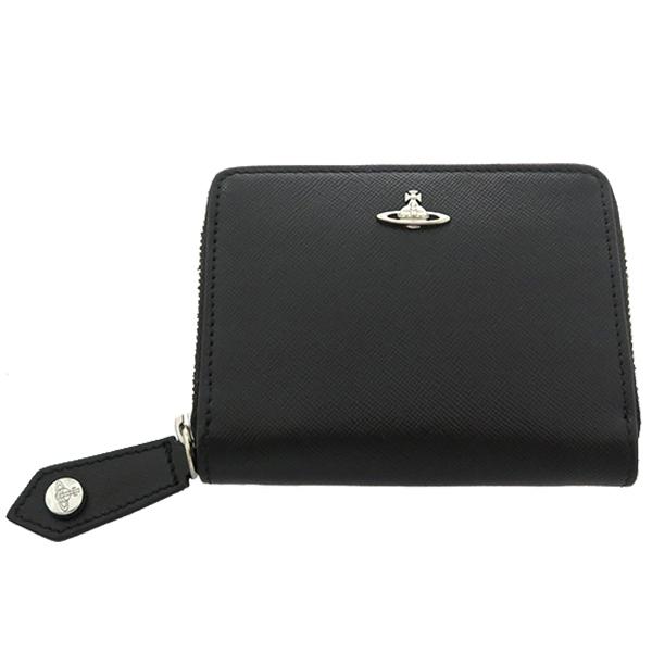 ヴィヴィアンウエストウッド VIVIENNEWESTWOOD メンズ レディース 財布 33417-KEN-BK ブラック