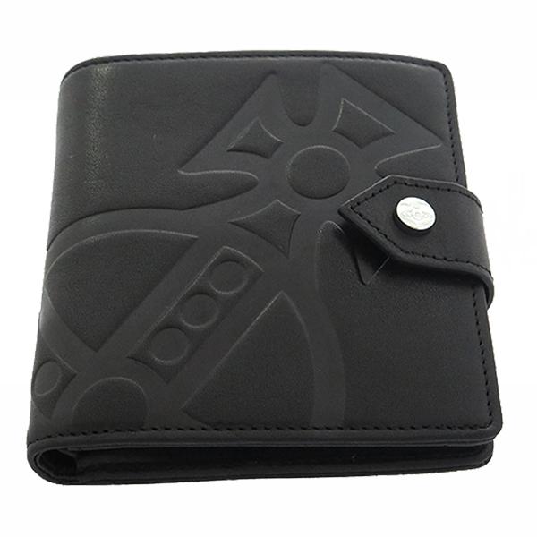 ヴィヴィアンウエストウッド VIVIENNEWESTWOOD メンズ レディース 財布 51090001-GIA-BK ブラック
