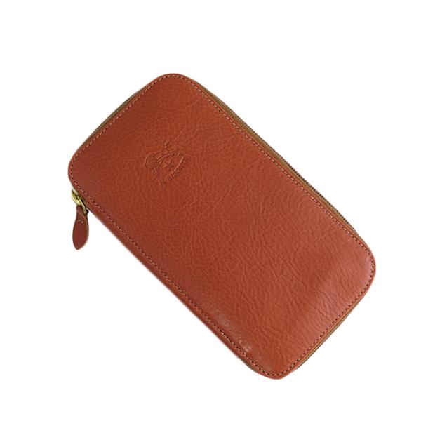 イルビゾンテ ILBISONTE 長財布 メンズ レディース C0442P-214 ブラウン