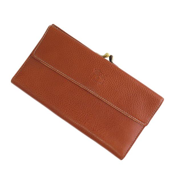 イルビゾンテ ILBISONTE 長財布 メンズ レディース C0911P-214 ブラウン