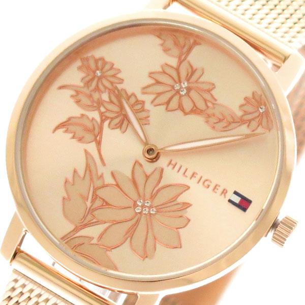 トミーヒルフィガー TOMMY HILFIGER 腕時計 時計 レディース 1781922 クォーツ ピンクゴールド