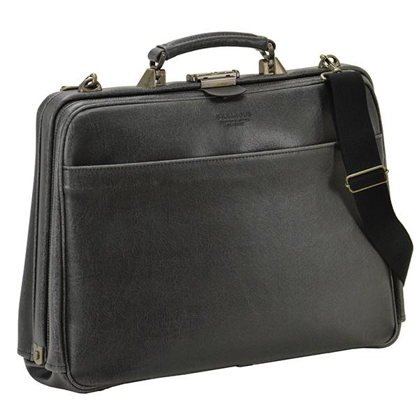 ブレリアス BRELIOUS ビジネスバッグ メンズ 22299-1H ブラック