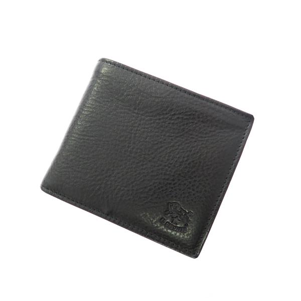 イルビゾンテ IL BISONTE 短財布 メンズ C0487M-P-153 ブラック