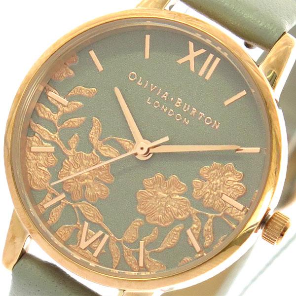 オリビアバートン OLIVIA BURTON 腕時計 時計 レディース OB16MV58 クォーツ グレー