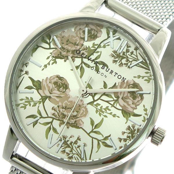 オリビアバートン OLIVIA BURTON 腕時計 時計 レディース OB16PL33 クォーツ シルバー