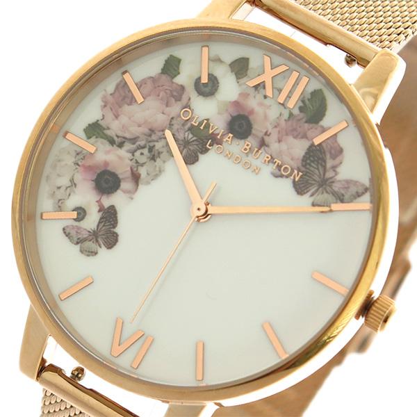 オリビアバートン OLIVIA BURTON 腕時計 時計 レディース OB16WG18 クォーツ ピンクゴールド