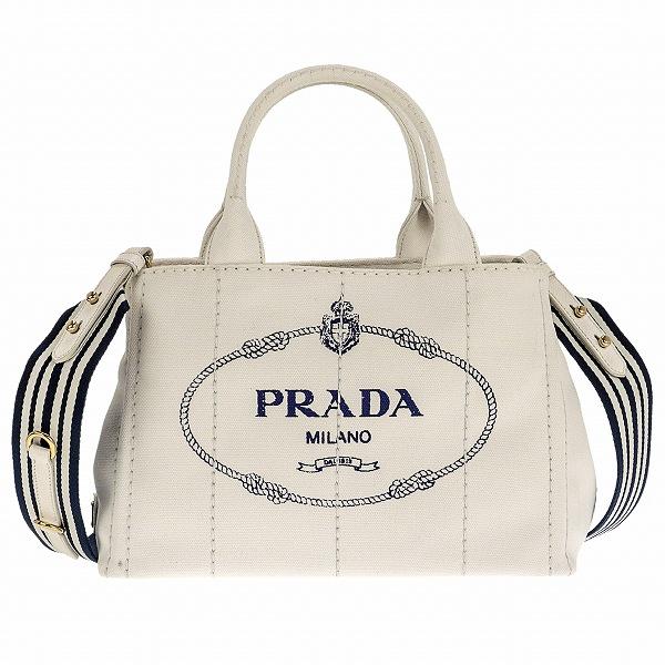プラダ PRADA ショルダーバッグ レディース 1BG439CANAPAROO-BI-BL【送料無料】