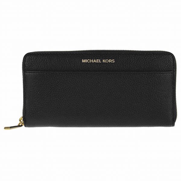 マイケルコース MICHAEL KORS 長財布 レディース 32S7GM9E9L-001 ブラック