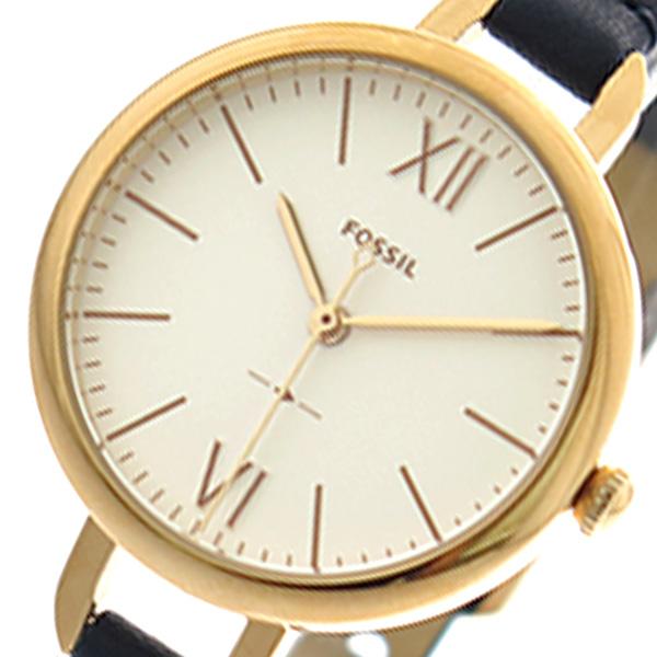 フォッシル FOSSIL 腕時計 時計 レディース ES4359 クォーツ ホワイト ブルー