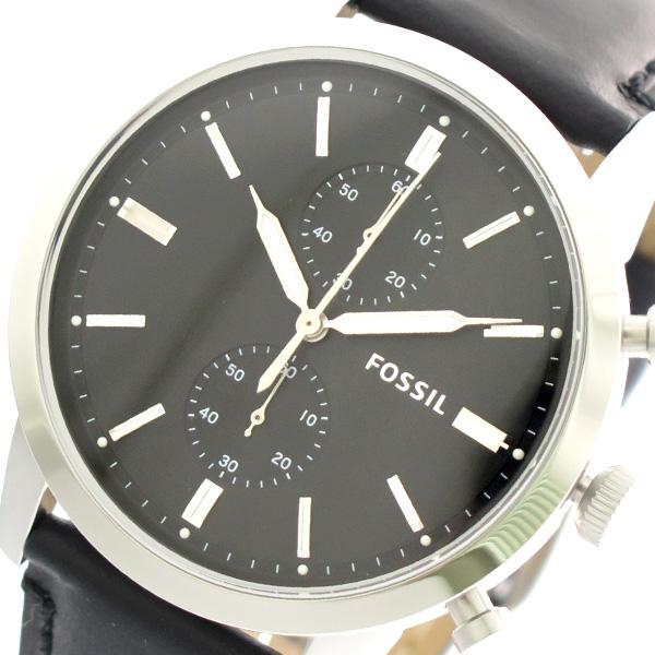 フォッシル FOSSIL 腕時計 時計 メンズ FS5396 クォーツ ブラック