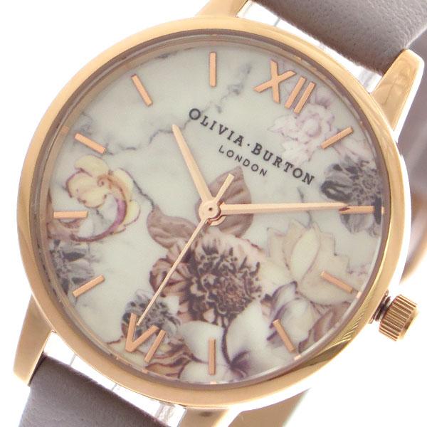 オリビアバートン OLIVIA BURTON 腕時計 時計 レディース OB16CS14 クォーツ グレー
