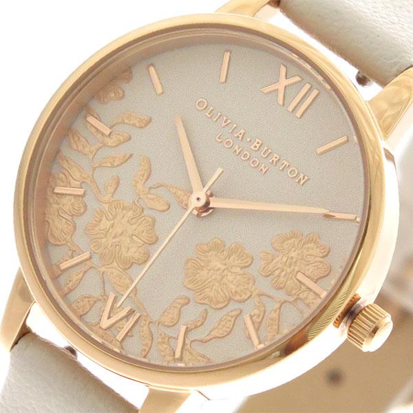 オリビアバートン OLIVIA BURTON 腕時計 時計 レディース OB16MV69 クォーツ ライトグレー