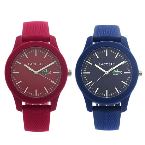 ペアウォッチ ラコステ LACOSTE 腕時計 時計 メンズ レディース 2000957 2000955 クォーツ