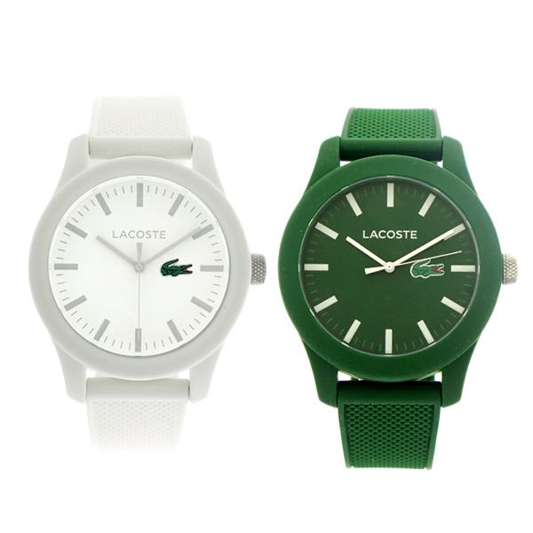 ペアウォッチ ラコステ LACOSTE 腕時計 時計 メンズ レディース 2010762 2010763 クォーツ