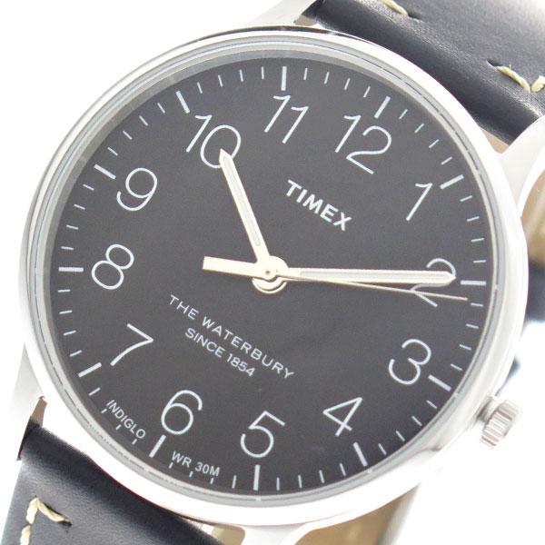 タイメックス TIMEX 腕時計 時計 メンズ TW2R25500 クォーツ ブラック