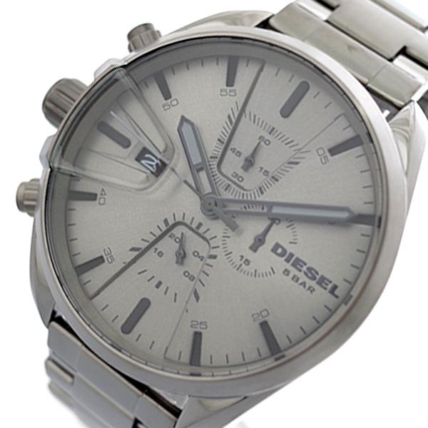 ディーゼル DIESEL 腕時計 時計 メンズ DZ4484 MS9 エムエスナイン クォーツ グレー