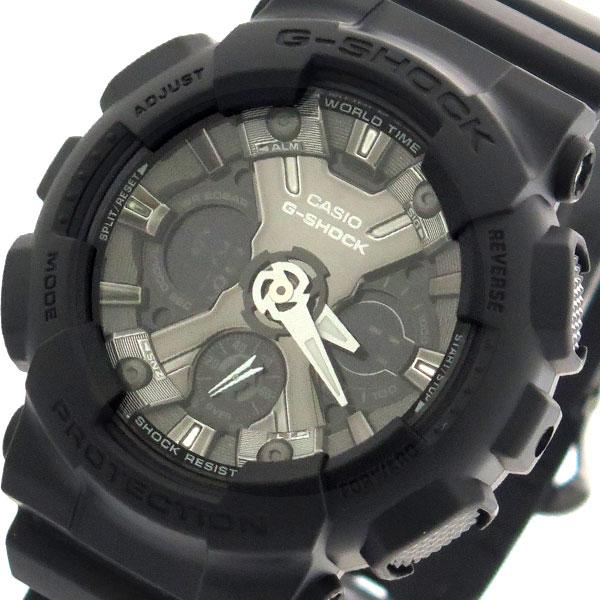 カシオ CASIO 腕時計 時計 メンズ GMA-S120MF-1A Gショック G-SHOCK クォーツ ブラック