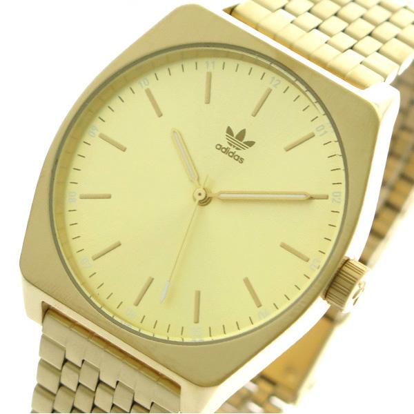 アディダス ADIDAS 腕時計 時計 メンズ レディース Z02-502 プロセス-M1 PROCESS-M1 CJ6337 クォーツ ゴールド