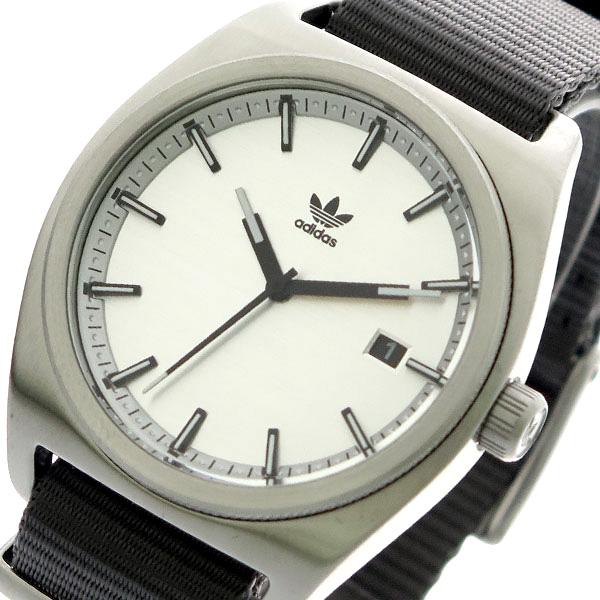 アディダス ADIDAS 腕時計 時計 メンズ レディース Z09-2957 プロセス-W2 PROCESS-W2 CJ6354 クォーツ シルバー グレー